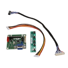 Mt561-B Universal Lvds Lcd Monitor Screen Driver Controller Board 5V 10 Inch-42 Inch Laptop Computer Parts Diy Kit