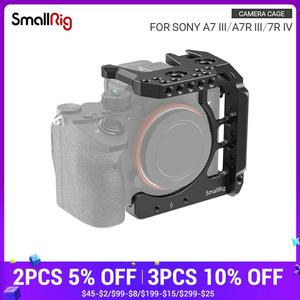Image 1 - SmallRig Half Cage for Sony A7 III A7R III A7R IV Dslr Camera Cage With NATO Rail/ Cold Shoe Video Shooting Cage Kit     2629