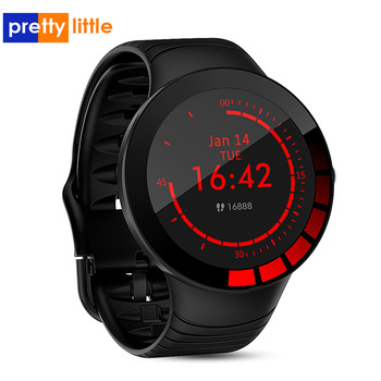 2020 E3 Sports Smart Watch Men IP68 Waterproof Full Touch Screen Silicone Strap SmartWatch for Android IOS Phone Fitness Tracker 1