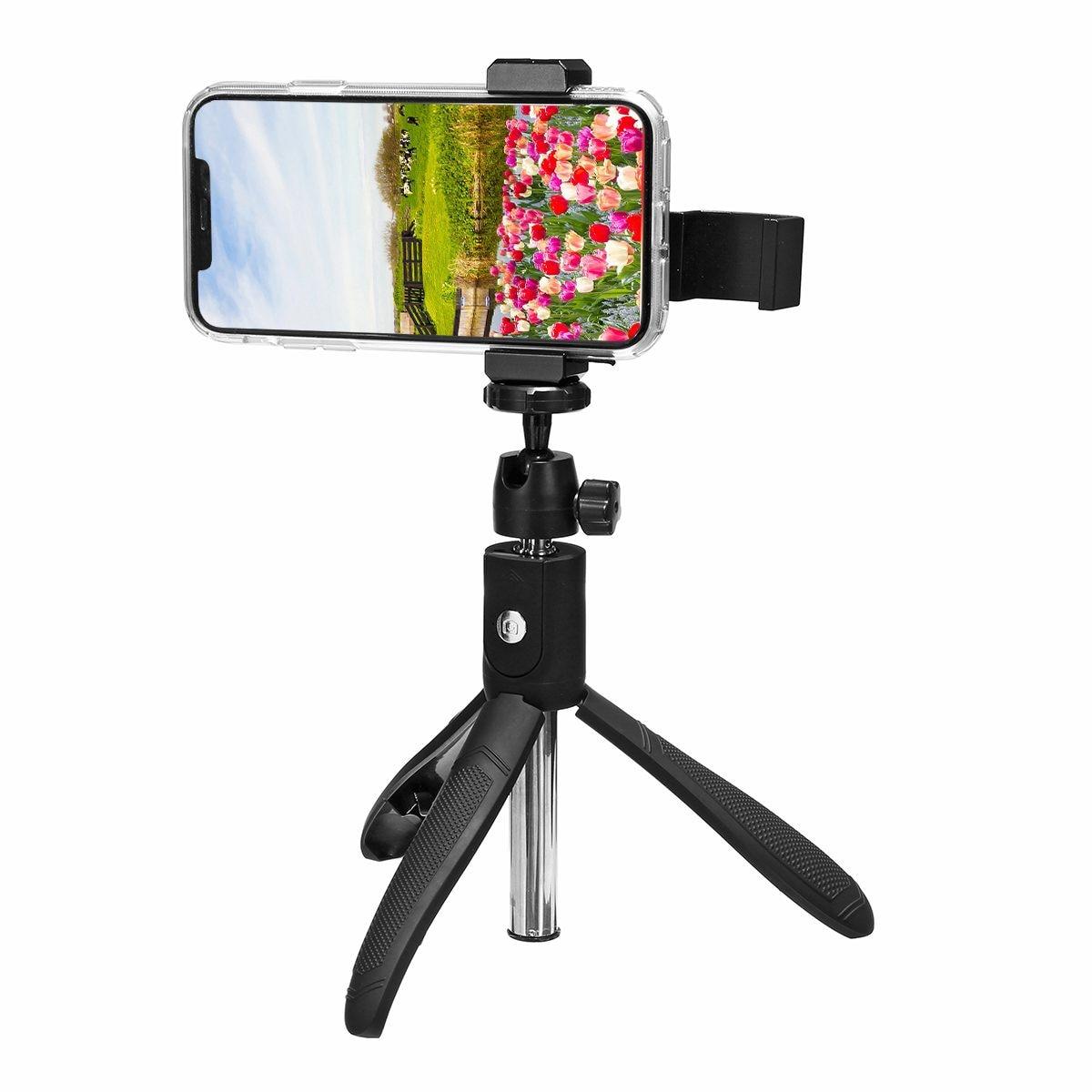 Titular de la base de soporte de bolsillo DJI OSMO soporte estable auto Disparador Selfie Stand