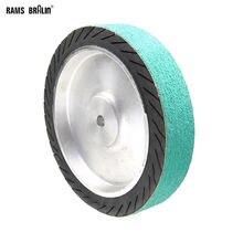 250*50*15875 мм центробежное резиновое Контактное колесо 10