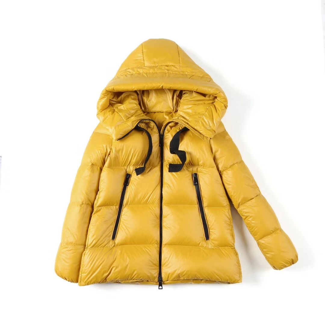 Winter Female Jackets Brand Women's Down Jacket Hooded Clothes 2019 Warm 90% Duck Down Coat Women Down Parkas Hiver 008