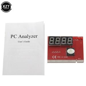 Image 3 - Placa base para portátil Mini PCI PCI E LPC POST, tarjeta de diagnóstico de problemas