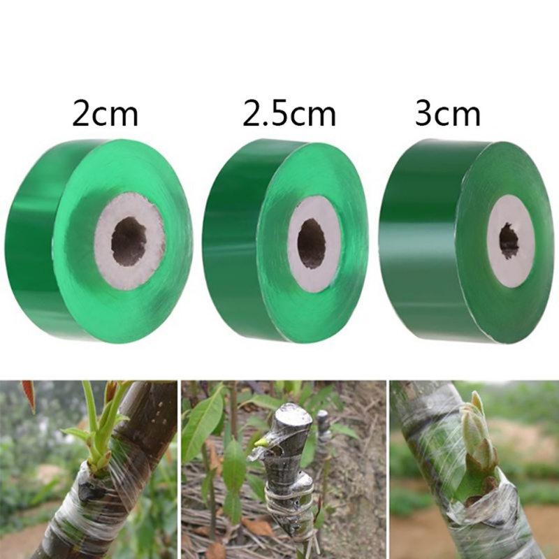Garden Grafting Tools Graft Tape Film Graft Membrane-Gardening Bind Belt Tree Plant Shears Tape Eco-friendly Biodegradable 1
