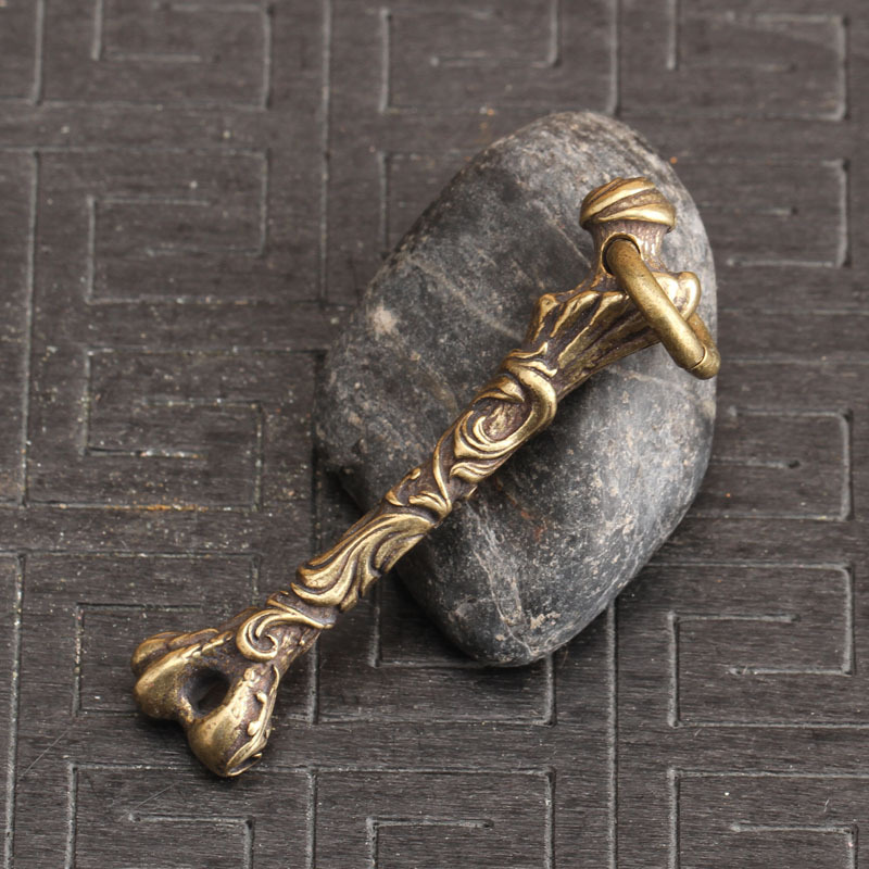 Bones Keychain Pendant (3)