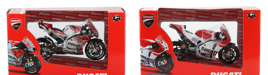 Moto GP Racing Motorcycle Toy Model Collection 63