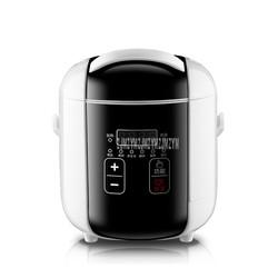 1.6L Mini Intelligent Electric Rice Cooker Household Rice Porridge Soup Cooking Machine With Timing Function 300W 220V JZFB-301C