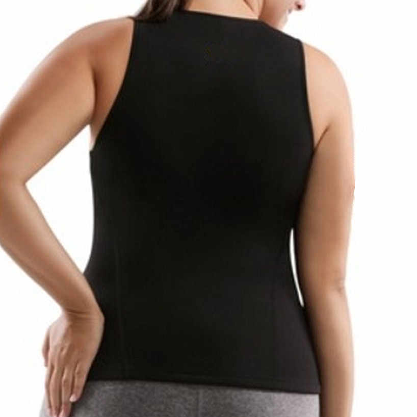2019 женский корректирующий жилет новый жилет для похудения тренажер для талии термо пот корсет для контроля за животом Фитнес Сауна потеря веса