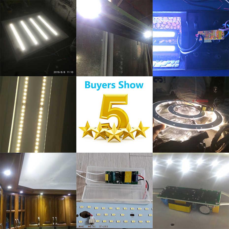 LED سائق 300mA 8-12 واط 1-3 واط 5 واط 4-7 واط 12 واط 18-25 واط 25-36 واط LED وحدة امدادات الطاقة الإضاءة المحولات ل سائق led قطاع ضوء DIY بها بنفسك
