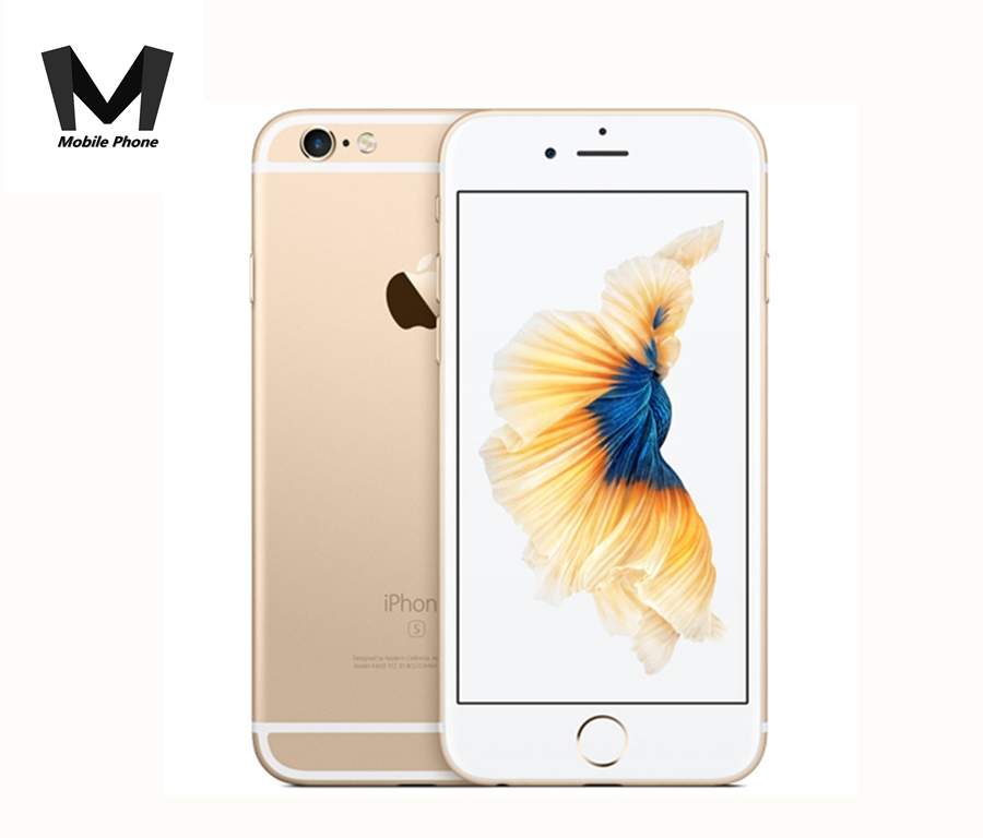 Used Apple A9 iPhone 6s 16GB 2GB GSM/WCDMA/LTE Dual Core Fingerprint Recognition Unlocked Original image