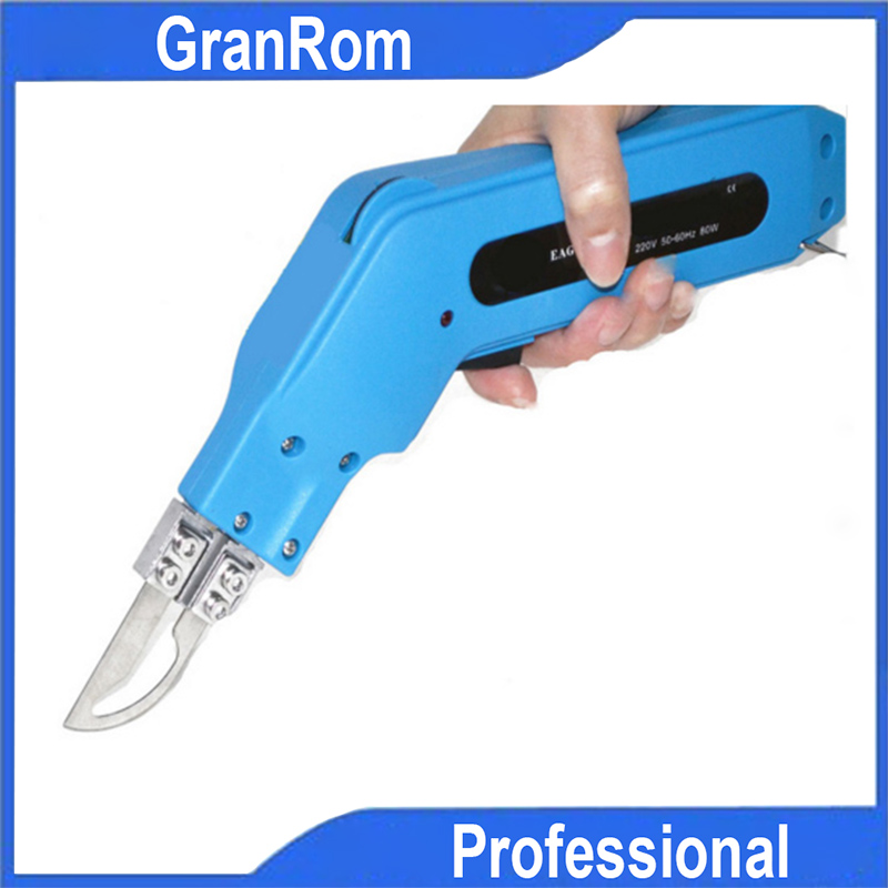 100W Hand Hold Heating Knife Cutter Hot Cutter Fabric Rope Electric Cutting  Hot Knife Cutter Hot Cutting Knife And Blade