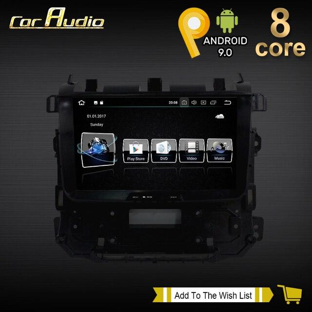 9 pollici IPS Screen Car Multimedia Player Per GMC Yukon /Chevrolet Tahoe/Suburban 2014-Car Radio GPS navigazione Android 9 32GB + 4G