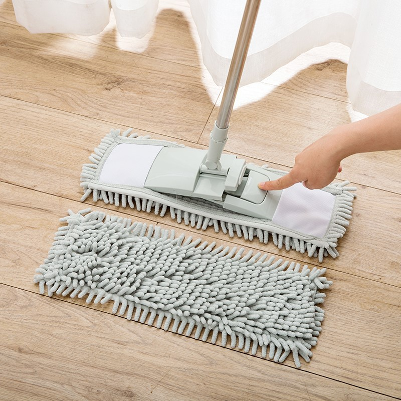 Chenille Mop for Wash Floor Wonderlife_aliexpress House Cleaning Lazy Wipe Clean Up Paint Head Rod Cloth Lightning Offers Glass