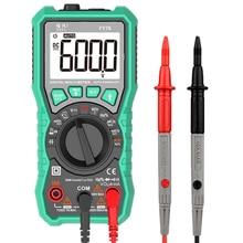 SNAKOL FY72/76mini multimeter digital multimeter auto range tester multimetre besser als pm18c multi meter multitester DM90