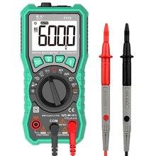 Snakol FY72/76 Mini Multimeter Digitale Multimeter Auto Range Tester Multimetre Beter dan Pm18c Multi Meter Multitester DM90