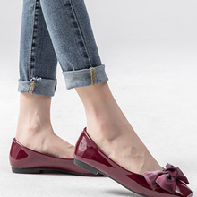 Ballet-Flats Spring Low-Heels Shoese1129 Butterfly Designer Large-Size Women New-Fashion
