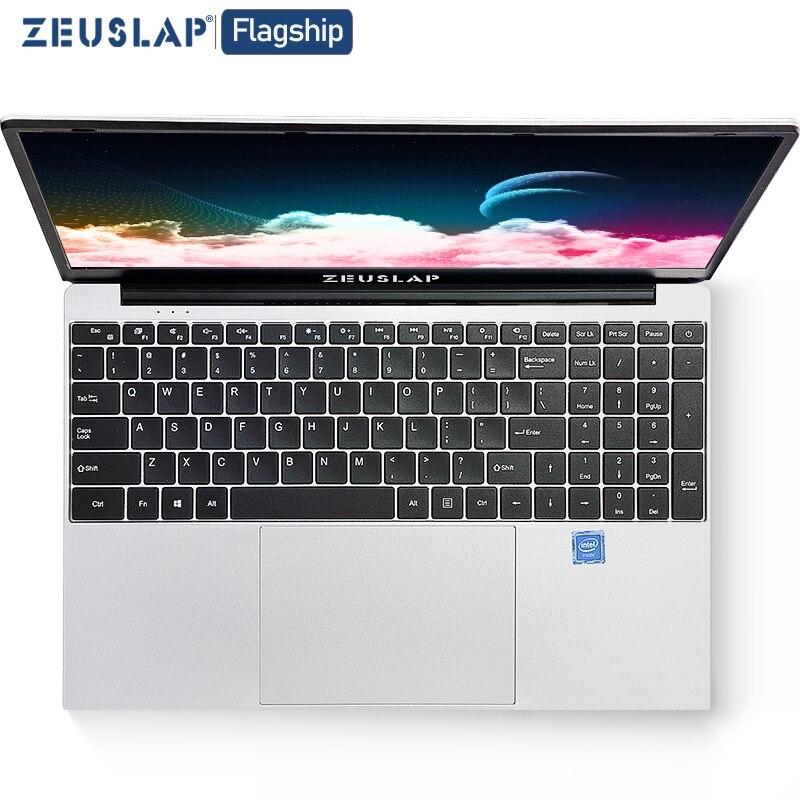 Ноутбук 8 ГБ ОЗУ 512 ГБ 256 ГБ 512 ГБ 1 ТБ SSD Windows 10 15,6 дюймов ноутбук Intel i7 CPU 1080P полный размер раскладка клавиатура игровая