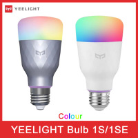 Yeelight 1S 1SE Bunte Birne E27 Smart APP WIFI Fernbedienung Smart LED Licht temperatur lampe Für xiaomi mijia MI hause