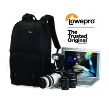 オリジナル新ロープロ fastpack 350 aw FP350 一眼レフデジタルカメラショルダーバッグ 17 インチのラップトップ全天候レインカバー