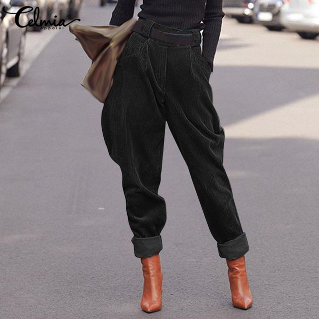 Winter Harem Trousers 3