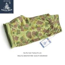SauceZhan Duck Hunter Short Pants Military PANTS Cargo Shorts
