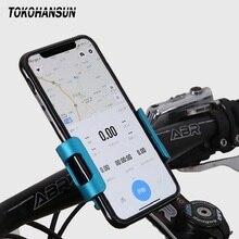 Handy Halter Motorrad Motorrad Roller Tasche Fall Universal Fahrrad Telefon Halter Stehen Unterstützung 3,5 6,5 Zoll