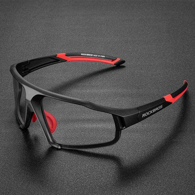 Photochromic Cycling Glasses Bike Bicycle Glasses Sports Men's Sunglasses MTB Road Cycling Eyewear Protection Goggles 4
