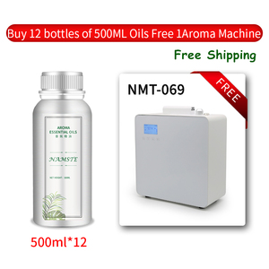 Image 3 - NMT 069 500ML Scent Diffuser Machine Air Ionizer Essential Oil Diffuser Perfume Air Purifier for Home Shopping Malls Hotels