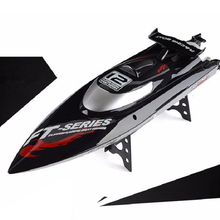 45KM/H FT012 Electric RC Boat High Speed Radio Brushless Remote Controlled Speedboat Racing Ship Steerable Boats Adults RC Toy