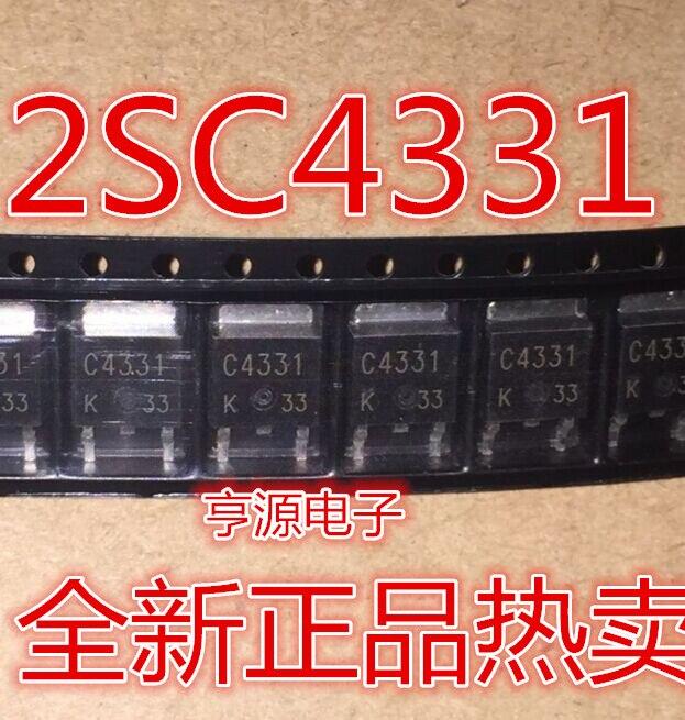 10 шт., патч C4331 2 sc4331, 100 в, 5 А, новый, оригинальный, хорошее качество