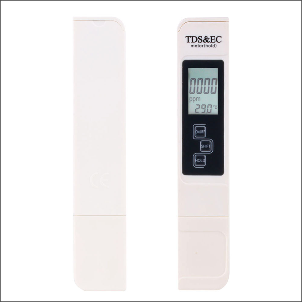 RZ PH/EC Meter Monitor Detector Aquarium Digital Professional Water Quality Tester Portable Mini Acidity Meter PH Monitor