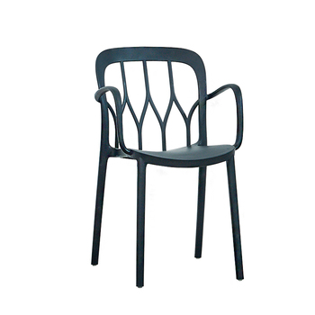 Modern Minimalist Dining Chair Home Back Chair Plastic Stool Folding Nordic Creative Student Dormitory Study Chair