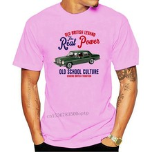 VINTAGE INSPIRED BRITISH CAR ROVER P6 - NEW COTTON T-SHIRT oversized t shirt vaporwave graphic tees men funny men clothes 2020