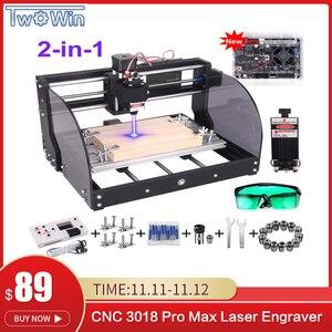 CNC 3018 Pro Max Laser Engrave