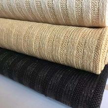 Полипропиленовая искусственная рафия плетеная ткань ротанговая