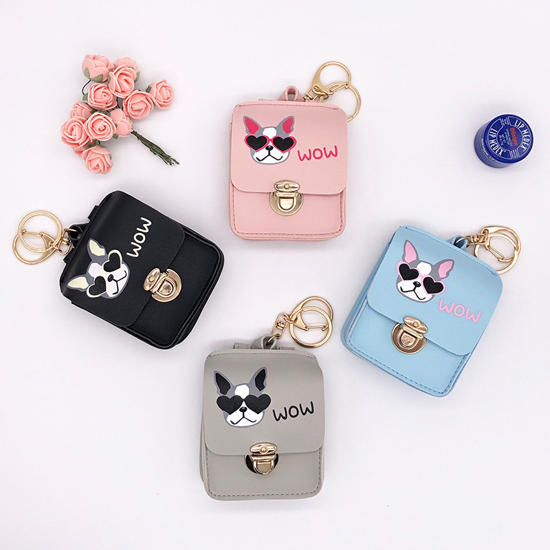 New Style Creative Cute Purse Twill Mini Backpack Coin Bag Wallet Earphones Key Fashion Pannier Bag