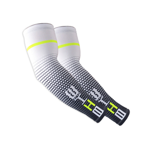 1 pair Sports Arm Compression Sleeve Bas