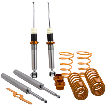 Adjustable Lowering Coilovers For BMW E34 5 series Touring 525i 530i 540i for 540 535 525 524 Saloon 88-97 Shock Absorber Strut image