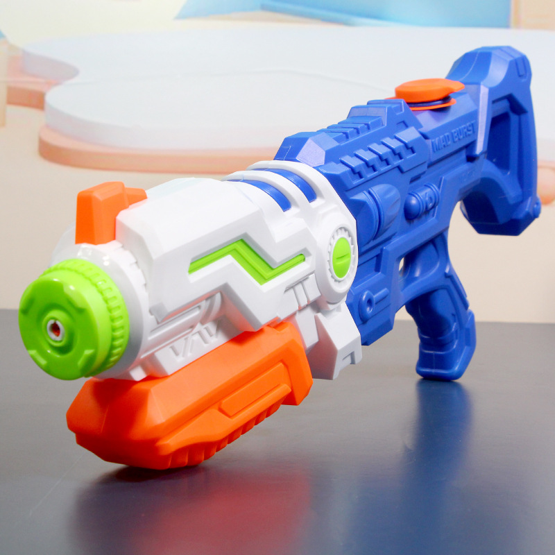 Water Gun Super Long-Range , Shooter Play, Outdoor Water Game, Beach Rafting Water Fight, Squirt Guns for Boys, Girls and Adults