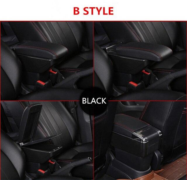Фото автомобильный подлокотник для opel astra h 2011 2014 автомобильные