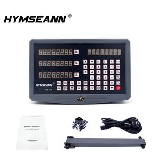 Image 4 - free shipping complete set milling/ lathe/ drill machine dro digital readout with 3 pcs linear scales