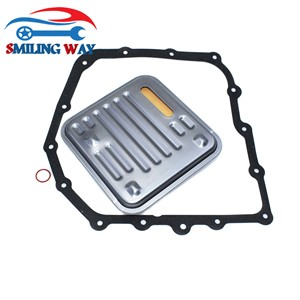 Automatic Transmission Filter & Oil Pan Gasket For Chrysler Dodge Neon PT Cruiser Pacifica Sebring Voyager 4864505 4800878(China)