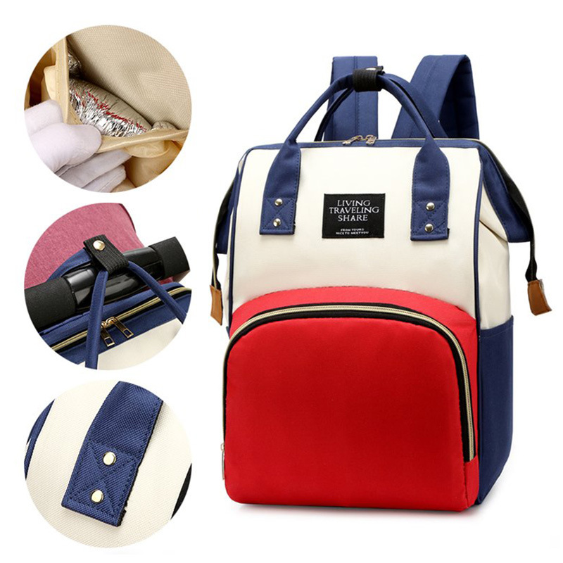 Japanese Style Preppy Women Square Shape School Backpack Lady Canvas Totes Travel Bag Backpack Female Ladrge Capacity Rucksack