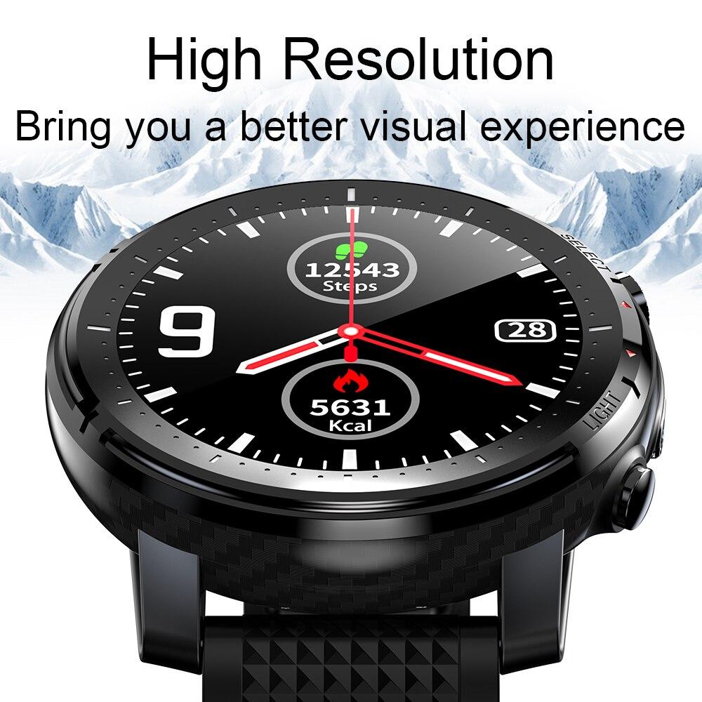 SANLEPUS Смарт-часы 2021 ЭКГ Smartwatch IP68 из водонепроницаемого материала для мужчин и женщин Спорт Фитнес браслет часы для Android Apple, Xiaomi, Huawei 2