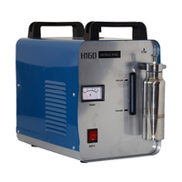 110V or 220V H160 75L Oxygen Hydrogen Generator Water Welder Acrylic Flame Polishing Machine for jewellers and silversmiths