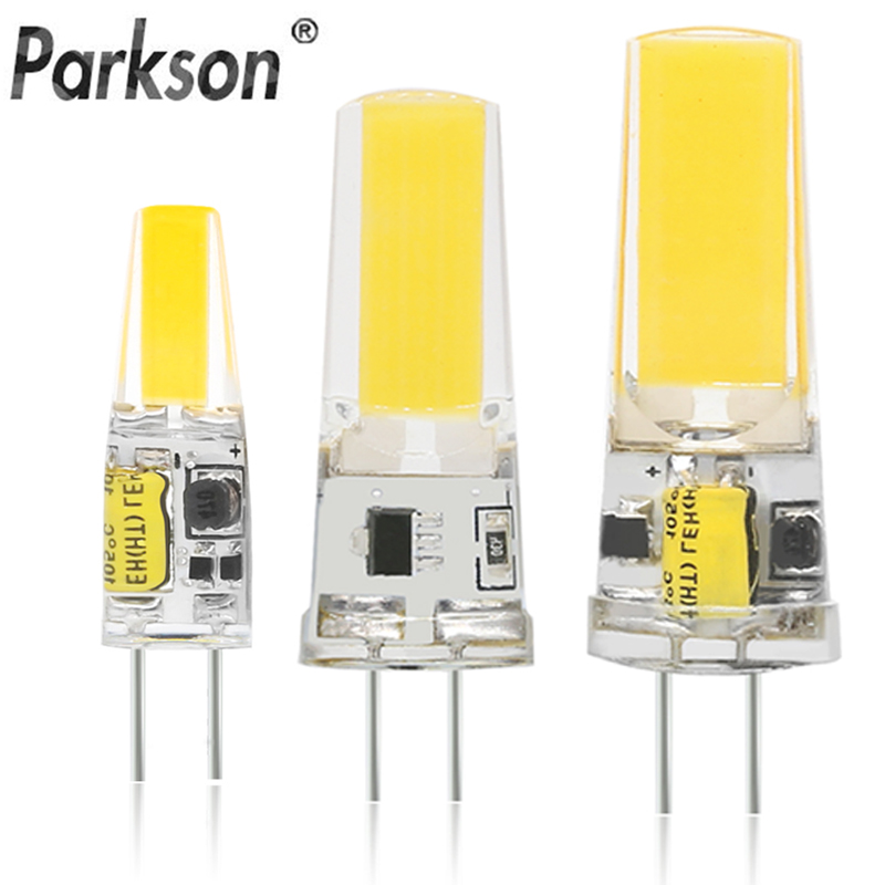 Lampada G4 LED 12V Lamp 220V Bombillas LED Light Bulb G4 AC DC 12V COB Replace Halogen Spotlight Chandelier