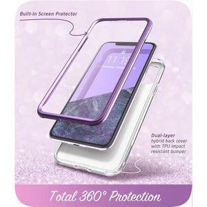 Image 5 - Tôi Blason Cho Iphone 11 6.1 inch (Phát Hành năm 2019) cosmo Toàn Cơ Long Lanh Đá Cẩm Thạch Ốp Lưng Bao Da với Tích Hợp Bảo Vệ Màn Hình