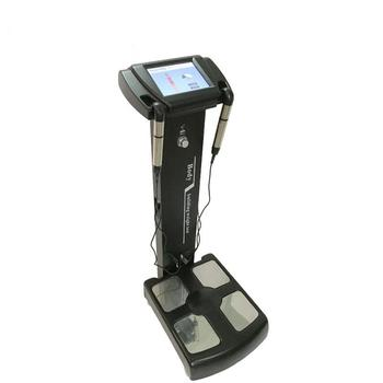 Vertical Design Body Elements Analysis Composition Beauty Care Human Health Weight Loss Analyzer with Printer