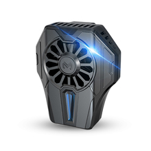 Universal Mini Mobile Phone Cooling Fan Radiator Turbo Hurricane Game Cooler Mobile Phone
