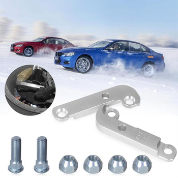 Drift Lock Kit For BMW E36 Premium Car Tire Adapter Increasing Turn Angle About 25% For BMW E36 Drift Lock Kit image